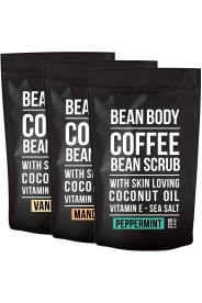 Coffee Scrub, Mr Bean Body Care, 16,80 euros