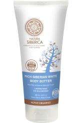 Beurre Blanc Onctueux de Sibérie pour le Corps, Natura Siberica, 6,70 euros