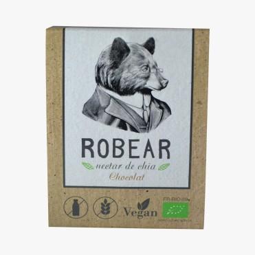 Nectar de chia chocolat, 2,35 euros, Robear