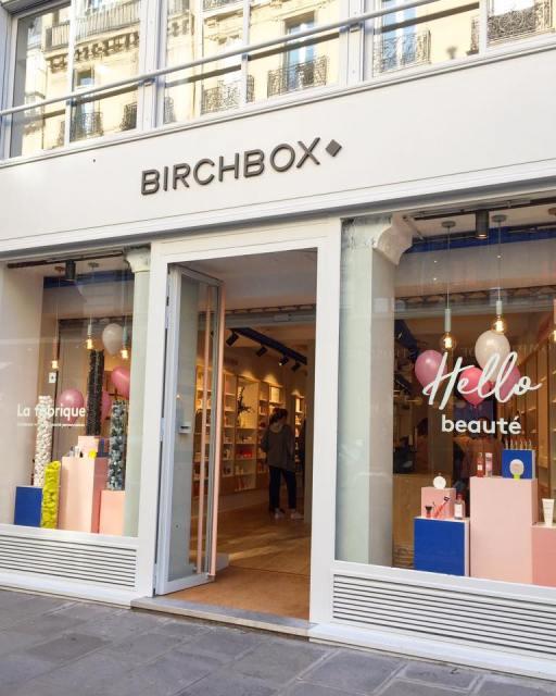 Boutique Birchbox
