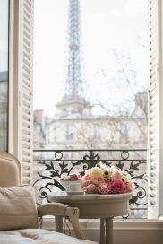 View from Givry, a Paris Perfect Apartment, photographed by Georgianna Lane