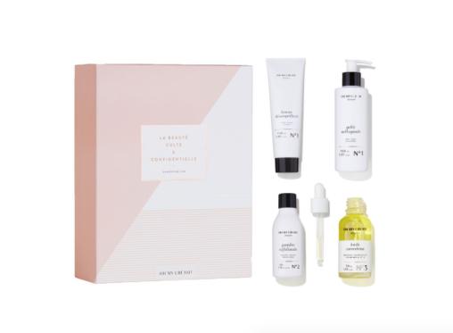 Coffret Rééquilibrant, Oh My Cream Skincare, 105 euros