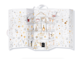 Calendrier de l'avent, Edition limitée, Dior, 320 euros